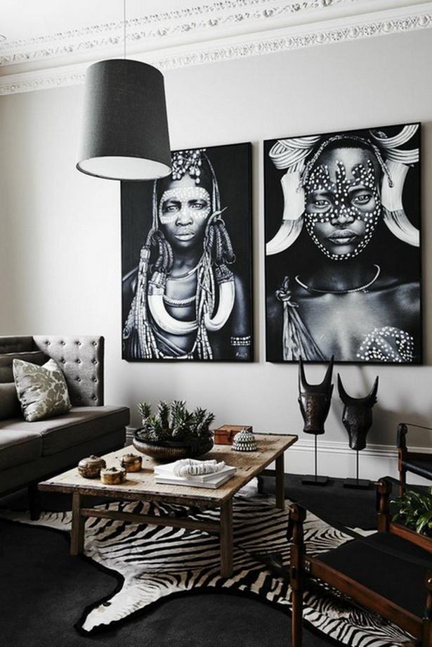 wohnzimmer in afrikanische style – Dumss.com