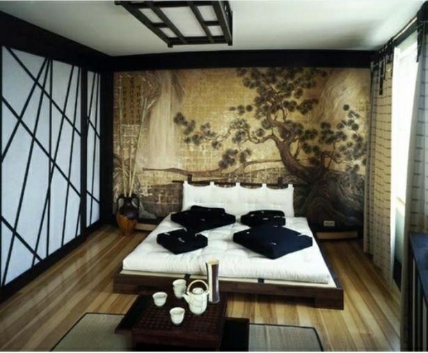 Asiatische schlafzimmer for Asia wohnen