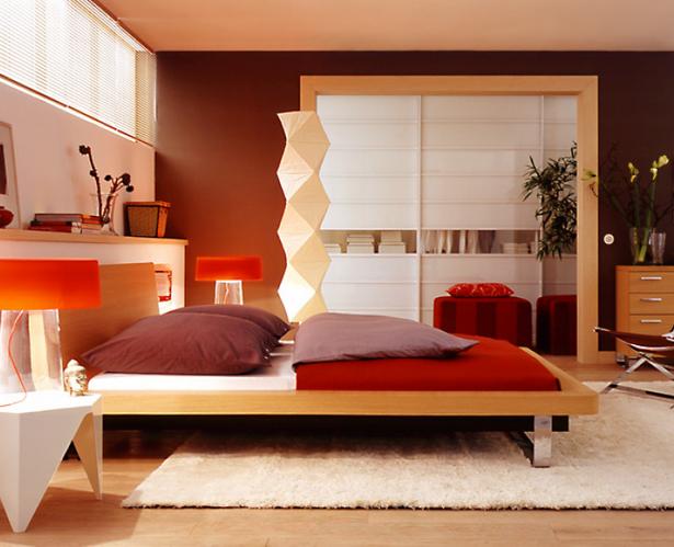 Asiatische schlafzimmer - Habitacion estilo zen ...