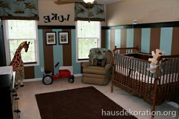 Babyzimmer jungen for Zimmer dekoration jungen