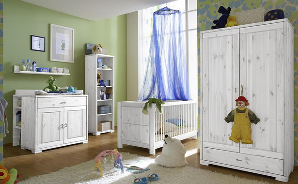 babyzimmer landhausstil weiss. Black Bedroom Furniture Sets. Home Design Ideas