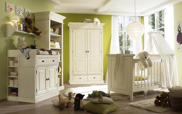 Babyzimmer landhausstil for Kinderzimmer lina
