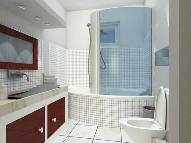 Das Badezimmer Als Ort Der Erholung Und Der Ruhe