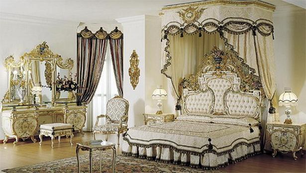 Schlafzimmer Barock Schwarz ~ Übersicht Traum Schlafzimmer