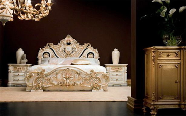 barock schlafzimmer. Black Bedroom Furniture Sets. Home Design Ideas
