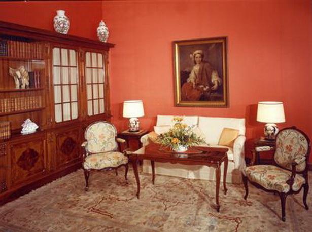 barock wohnzimmer. Black Bedroom Furniture Sets. Home Design Ideas