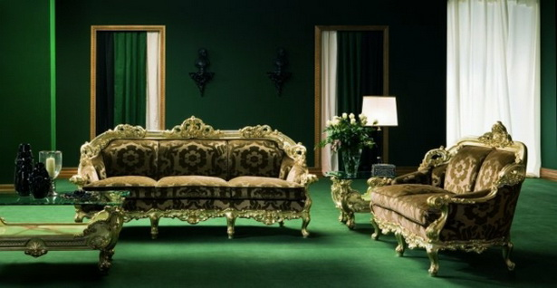 barock wohnzimmer. Black Bedroom Furniture Sets. Home Design Ideas