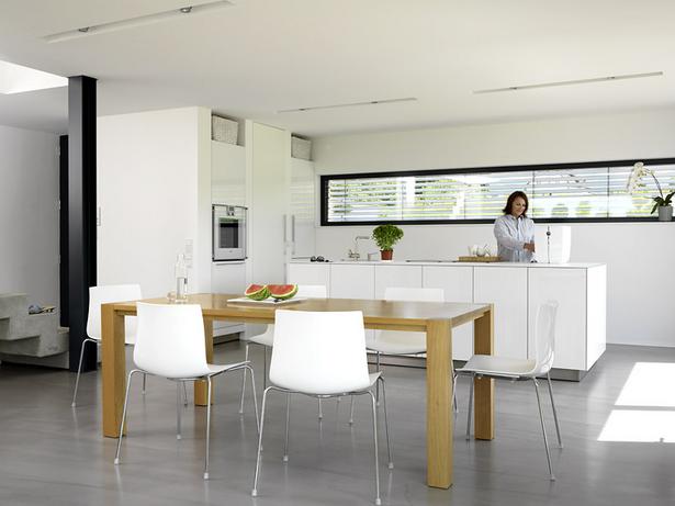 wohnzimmer küche offen:wohnzimmer und küche offen : Bild Wohnzimmer mit amerikanischer