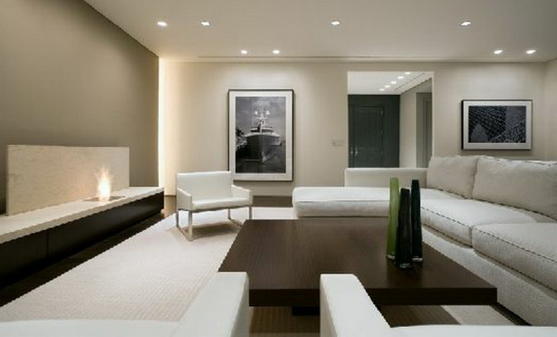 Beleuchtungsideen Wohnzimmer 4