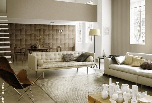Braun beige wohnzimmer