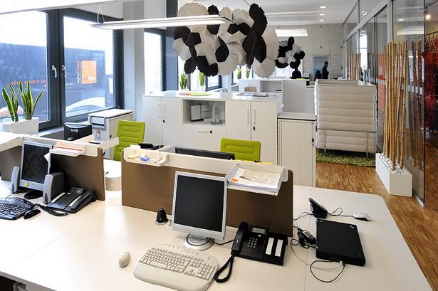 Buro zukunft trends modernen arbeitsplatz - Buro einrichten tipps ...