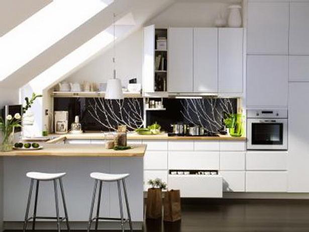 Kleine Dachwohnung Einrichten ~ Alle Ideen Für Ihr Haus Design Und
