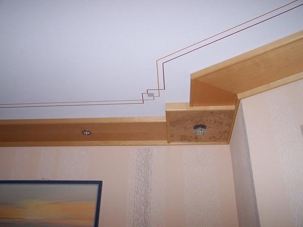Deckengestaltung wohnzimmer for Individuelle raumgestaltung