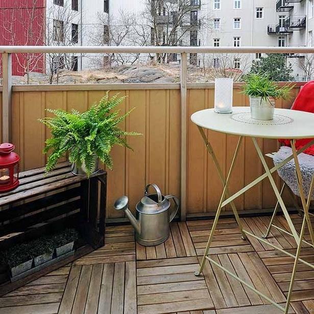 Deko balkon