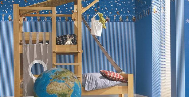 deko ideen kinderzimmer. Black Bedroom Furniture Sets. Home Design Ideas