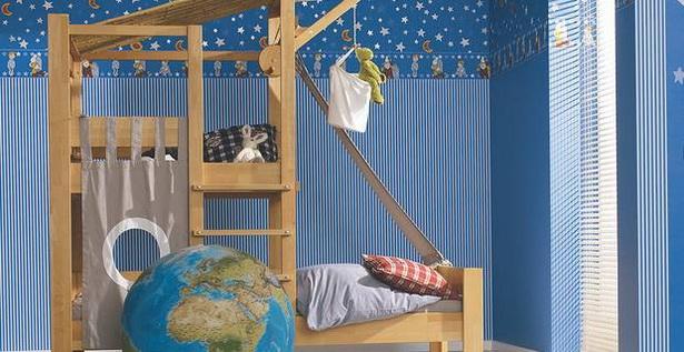 Deko ideen kinderzimmer for Einfache zimmer deko