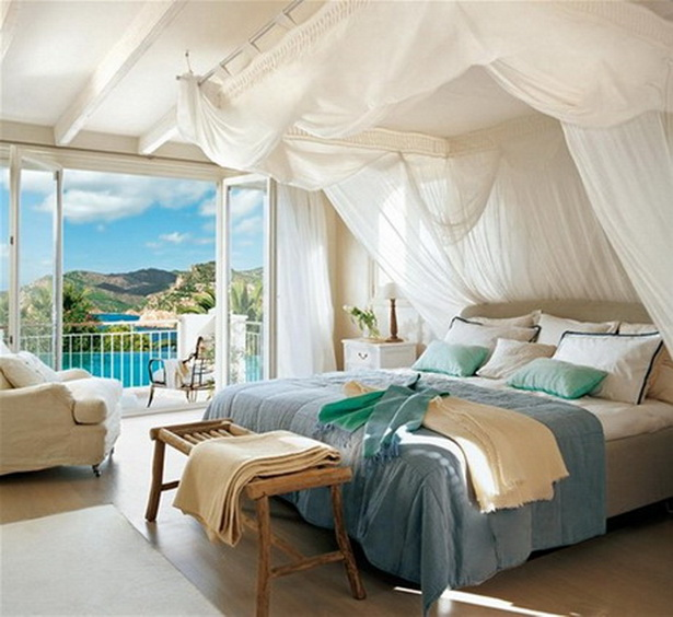 Top 21 Beach Home Decor Examples: Deko Ideen Schlafzimmer