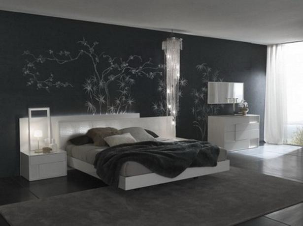 Deko Ideen Schlafzimmer Diy : Schlafzimmer Dekorative Ideen Grau ...