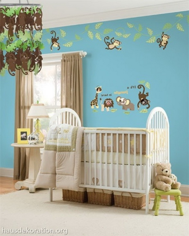 Dekoration babyzimmer for Babyzimmer dekoration