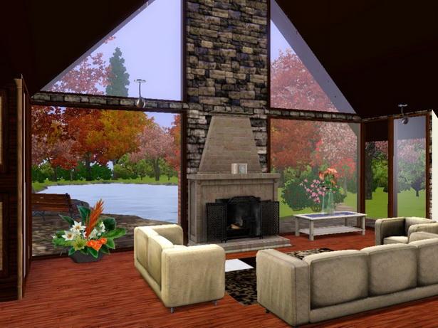 die sch nsten wohnzimmer. Black Bedroom Furniture Sets. Home Design Ideas