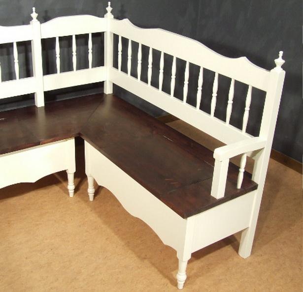eckbank im landhausstil. Black Bedroom Furniture Sets. Home Design Ideas