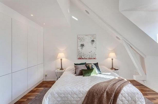 Einrichtungsideen dachschr ge - Schlafzimmer mit dachschrage ideen ...