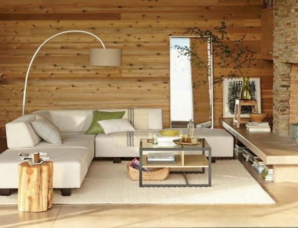 Einrichtungsideen holz for Innenarchitektur wohnzimmer holz