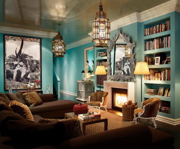 Einrichtungsideen orientalisch for Raumgestaltung orientalisch
