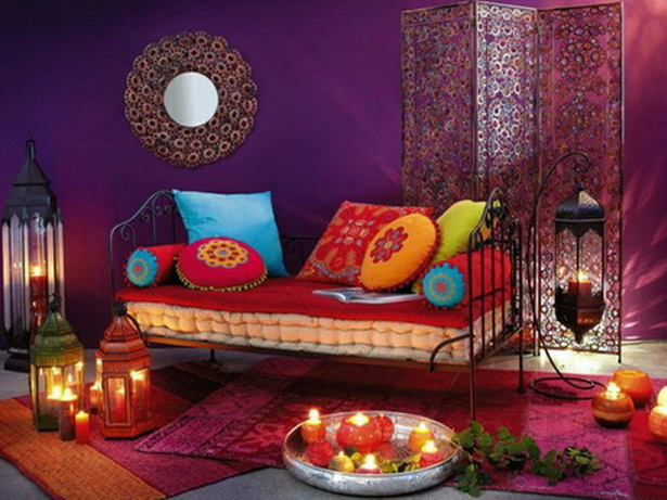einrichtungsideen orientalisch. Black Bedroom Furniture Sets. Home Design Ideas