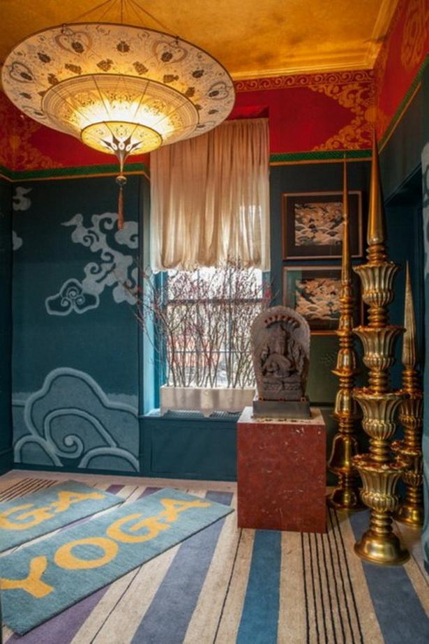 Schlafzimmer Orientalisch : Schlafzimmer Orientalisch Einrichten  minimalistische meditation raum