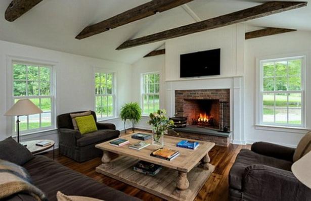 Wohnzimmer Einrichtungsideen Landhaus : Einrichtungsideen wohnzimmer landhausstil