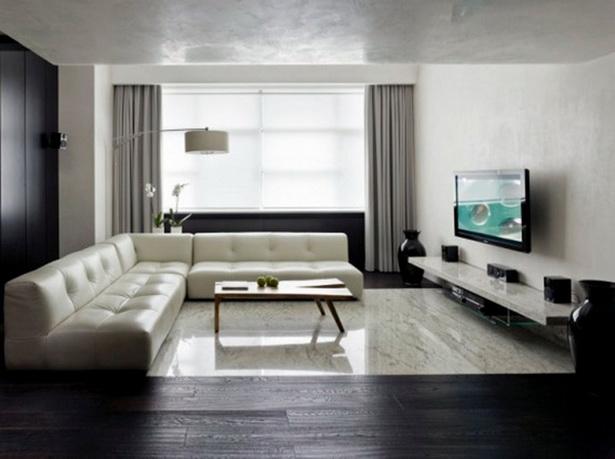 Elegante wohnzimmer