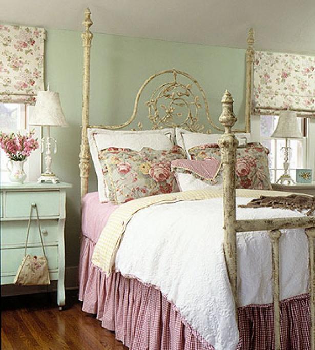 Englischer landhausstil deko - Schlafzimmer englisch ...