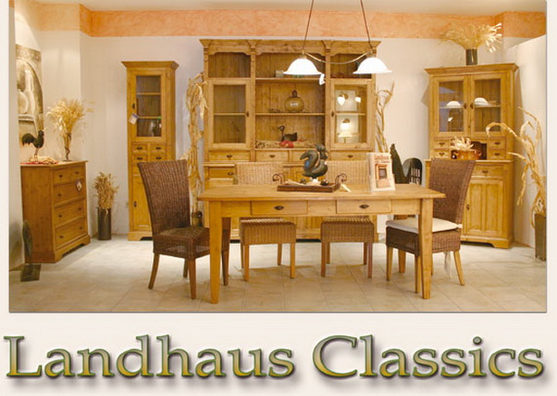 Esszimmerm bel landhausstil for Esszimmer im landhausstil