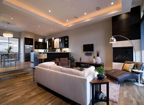 Exklusive wohnzimmer