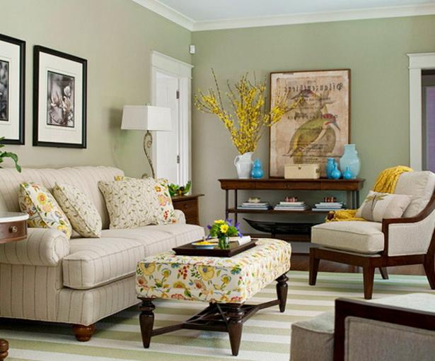 Frisch Farbe Wohnzimmer ~ Farbbeispiele für wohnzimmer