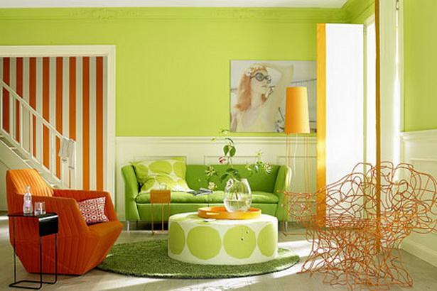 Wohnzimmer Farben Und Tapeten : Wohnideen Farbe Wohnzimmer #1