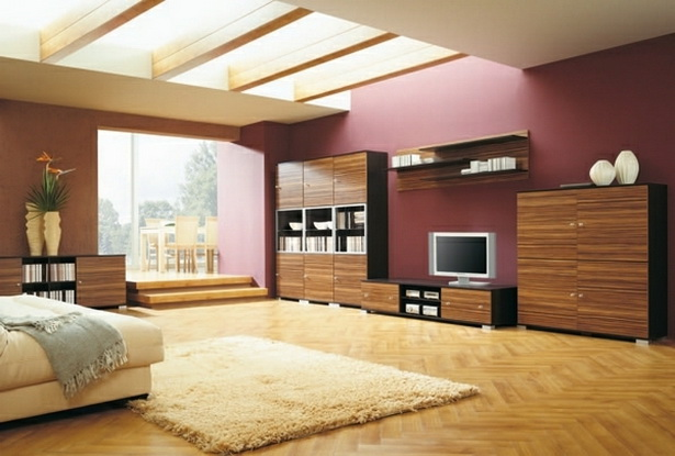 farbe wohnzimmer ideen. Black Bedroom Furniture Sets. Home Design Ideas