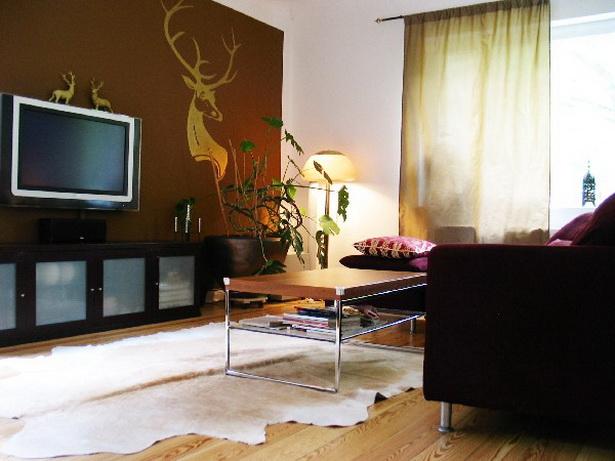 Farben wohnen ideen - Wohnideen farbe wohnzimmer ...