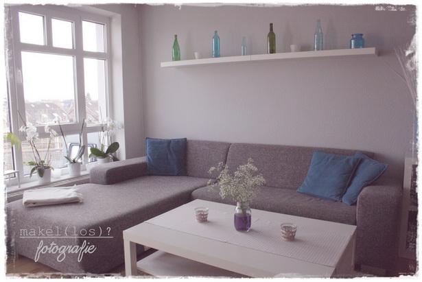 Vorhange Wohnzimmer Landhausstil