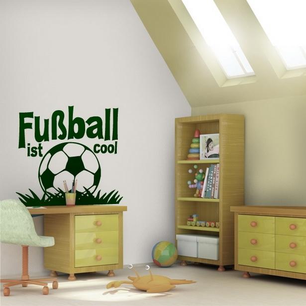 Fußball Tapete Kinderzimmer | fussball kinderzimmer 63 12