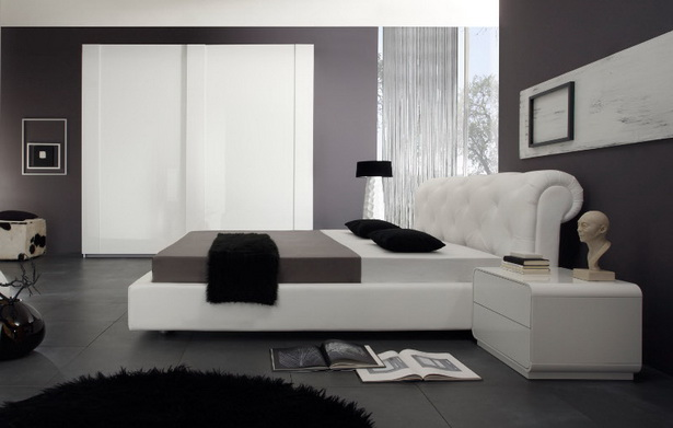 hochglanz schlafzimmer. Black Bedroom Furniture Sets. Home Design Ideas