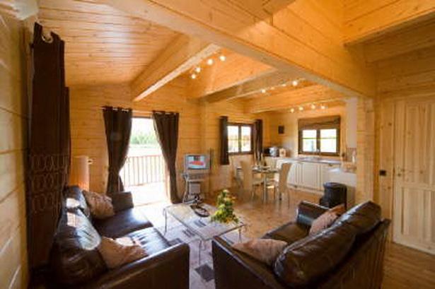 Holzhaus inneneinrichtung - Interno case in legno ...