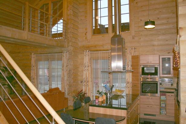 Holzhaus inneneinrichtung for Holzhaus modern einrichten