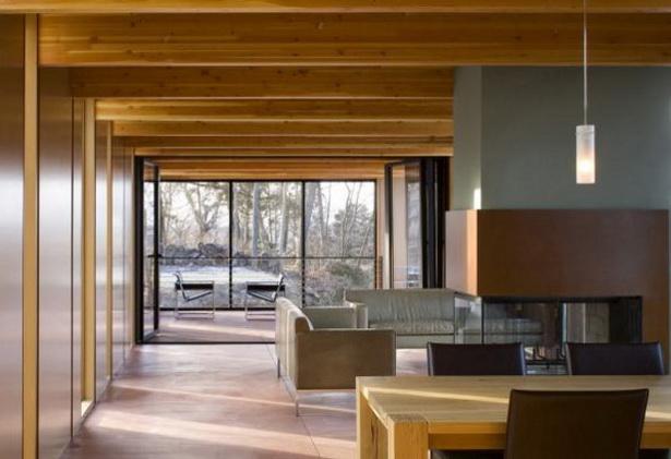 Holzhaus inneneinrichtung for Holzhaus modern innen