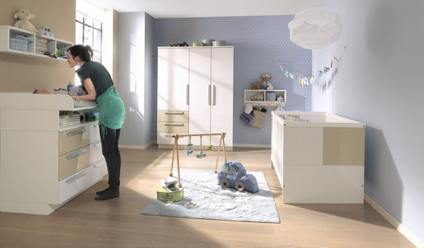 ideen f r babyzimmer. Black Bedroom Furniture Sets. Home Design Ideas