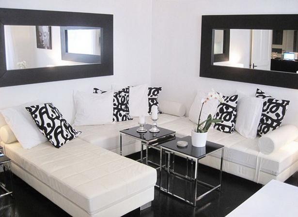 ideen f r deko im wohnzimmer. Black Bedroom Furniture Sets. Home Design Ideas