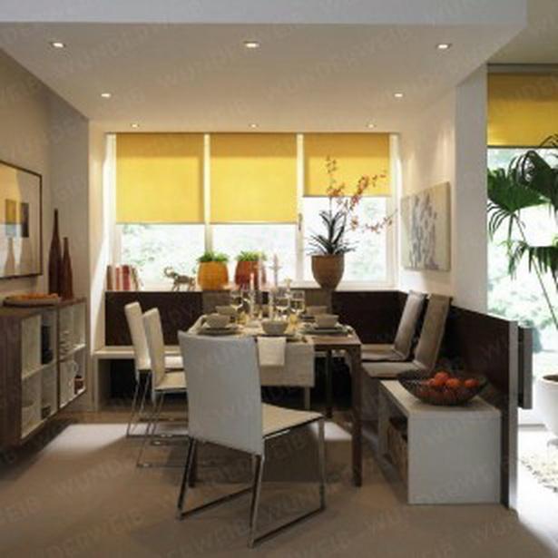 Ideen für kleine wohn- und esszimmer