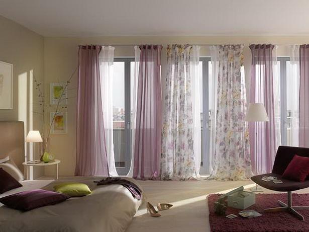 Ideen gardinen wohnzimmer - Gardinen schlafzimmer modern ...