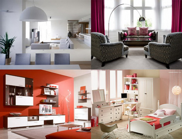 Ideen raumgestaltung for Raumgestaltung wohnzimmer beispiele